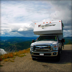 Tour Canada with Fraserway RV